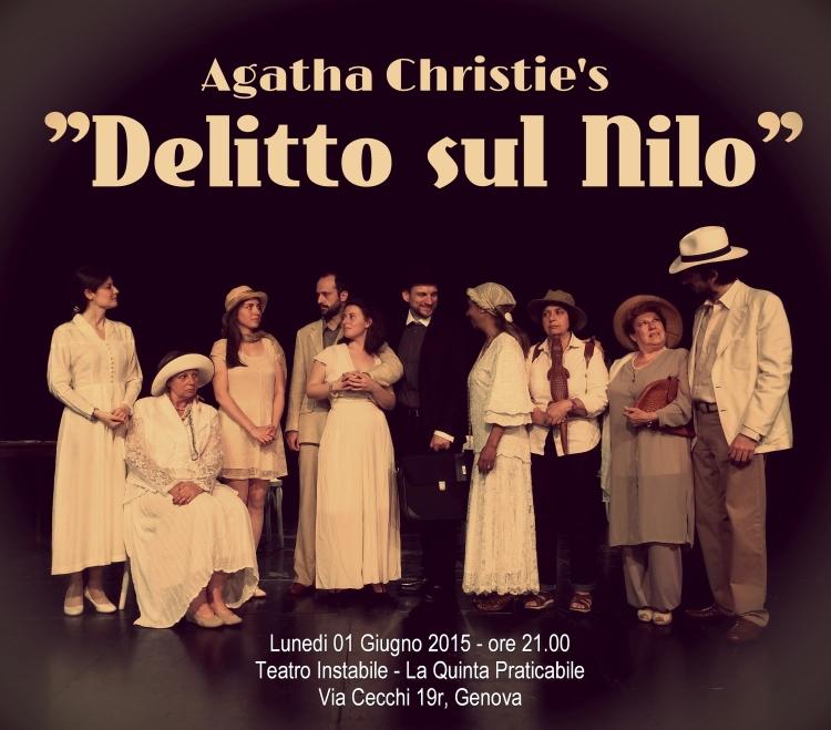 https://www.facebook.com/events/1551519028402125/ Ci vediamo Lunedì 01 Giugno 2015 alle ore 21:00 Teatro Instabile - La Quinta Praticabile Via Antonio Cecchi, 19, 16129 Genova