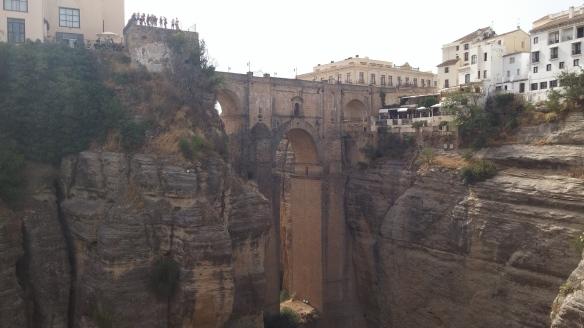 Ronda - il Ponte Nuovo