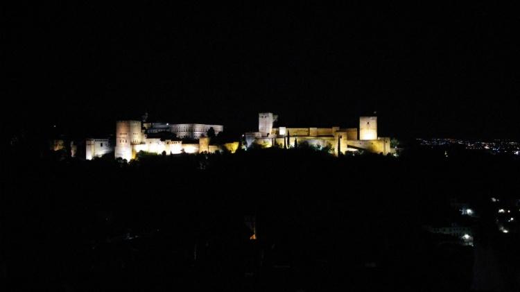 Granada - la Alhambra